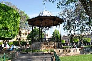Morelia - Plaza de Armas