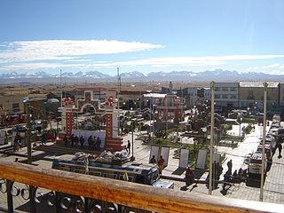 Los Andes Province (Bolivia) Province in La Paz Department, Bolivia