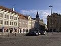 Plzeň, náměstí Republiky, severní část.jpg