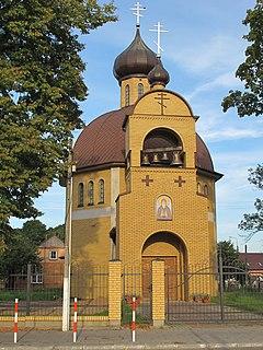 Brańsk Place in Podlaskie Voivodeship, Poland