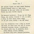 Poeci angielscy (Wybór poezyi) page 47 Jan Kasprowicz translation sonnet 123 cropped image.jpg