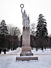 Październik 1917: Trójka jasnowidzów, w towarzystwie pielgrzymów z ...