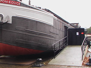 Maritime, Fluvial and Harbour Museum of Rouen - Image: Pompon Rouge 001
