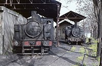 Ponferrada MSP No 53 and No 51 avril-1983.jpg