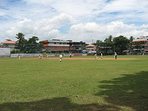 Thrippunithura - Cricket ground