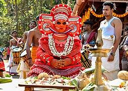 Porkkali Theyyam .jpg