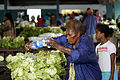 Port Vila vegetable market, Vanuatu 2007. Photo- Rob Maccoll - AusAID (10714168184).jpg