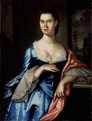 Portrait of Elizabeth Chew Smith
