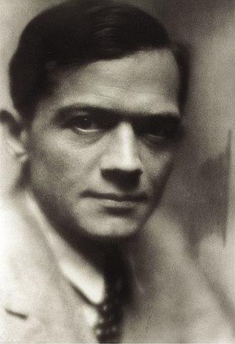 John Held Jr. - Held circa 1923