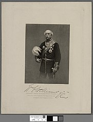 Lieutenant General Sir William Fenwick Williams of Kars, Bart., K.C.B
