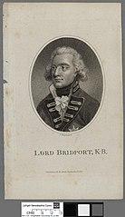 Lord Bridport, K.B