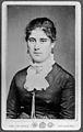 Portrait of Mrs. T. R. Lewis taken in Cassel. Wellcome M0015790.jpg
