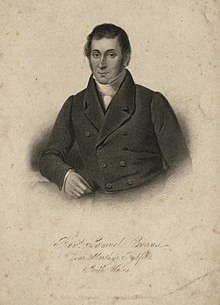 Portrait of Samuel Evans, Zoar, Merthyr Tydfil, South Wales (4674125).jpg