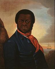 Portrait of a Black Sailor (Paul Cuffe?)
