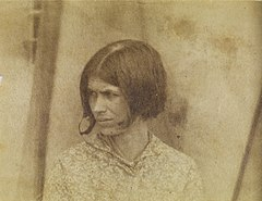 Portrait of a patient from Surrey County Asylum, no. 13 (8408235032).jpg