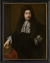 Portrait of Hendrik Franssens, Dean of the Surgeons' Guild in Bruges