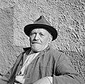 Portret van wijnboer Römer, 77 jaar, Bestanddeelnr 254-4240.jpg