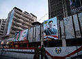Posters and bunting of 2014 Syrian presidential election in Damascus (5).jpg