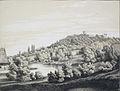 Potsdam, Ruinenberg um 1850.jpg