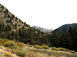 Greyrock Mountain National Recreation Trail