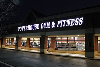 Powerhouse Gym - Powerhouse Gym Ypsilanti, Michigan