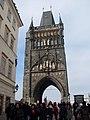 Praha, Staroměstská mostecká věž - panoramio (3).jpg