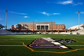 Prairie View A&M University - Panther Stadium at Blackshear Field
