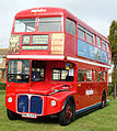 Preserved Routemaster bus RML2620 (NML 620E), 2009 Canvey Island bus rally (2).jpg
