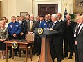 President Trump Signs Executive Order to Restore the National Space Council (34827502243).jpg