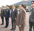 Presidente boliviano, Evo Morales visita a Gobierno Nacional. Canciller Patiño recibe en base aérea (5078803545).jpg