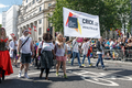 Pride in London 2016 - The Francis Crick Institute participating in the parade.png