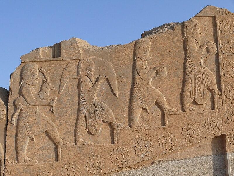 File:Priests procession at Persepolis.jpg