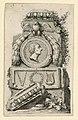 Print, Book Ornament of a Classical Ruin with the Medallion Portrait of Francesco Algarotti (1712-1764), ca. 1760 (CH 18571285).jpg