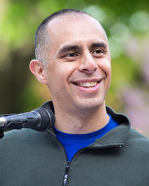 Jorge Elorza - Image: Providence mayor Jorge Elorza