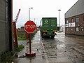 Public Footpath, New Holland Dock - geograph.org.uk - 1657961.jpg