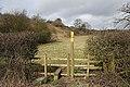 Public Footpath near Thorpe Satchville - geograph.org.uk - 144491.jpg