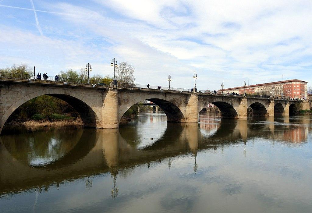 Puente de Piedra Logrono