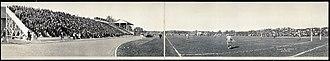 Stuart Field - Image: Purdue 26 Wabash 0