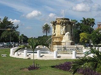 Miramar, Havana - Quinta avenida