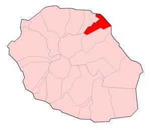 Saint-André, Réunion - Image: Réunion Saint André