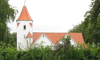 Rødding human settlement in Vejen municipality, Denmark