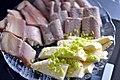 Røget ål og ørred (5303224938).jpg