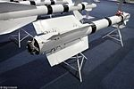 R-73 short-range air-to-air missile in Park Patriot 02.jpg