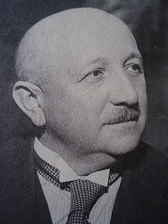 Rudolf Beran - Image: R. Beran