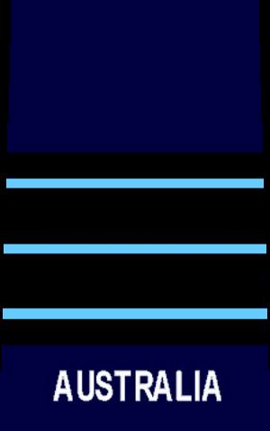 Wing commander (rank) - Image: RAAF O5 rank