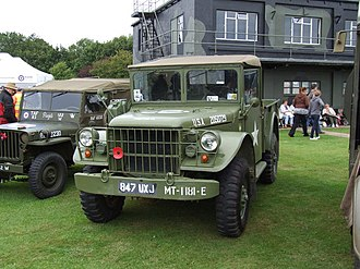 Dodge M37 - M37 cargo truck