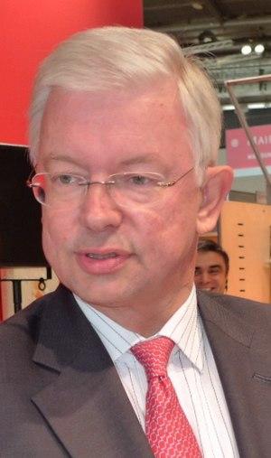 Roland Koch - Roland Koch, 2008