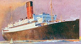 image illustrative de l'article RMS Lancastria