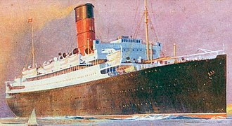RMS Lancastria - Image: RMS Lancastria