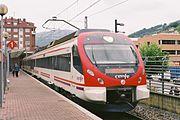 Baureihe 460 od. Civia für das Cercanías-Netz.
